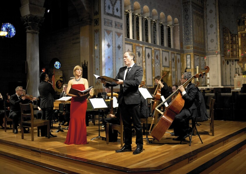 Bach Collegium Review