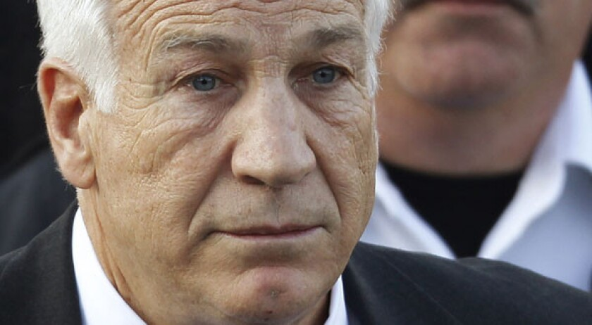 Jerry Sandusky loses bid for new sex-abuse trial