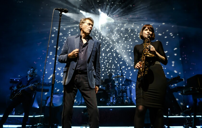 Former Roxy Music singer Bryan Ferry, a 2019 Rock & Roll Hall of Fame inductee, Will perform in San Diego on Aug. 27 at Copley Symphony Hall.