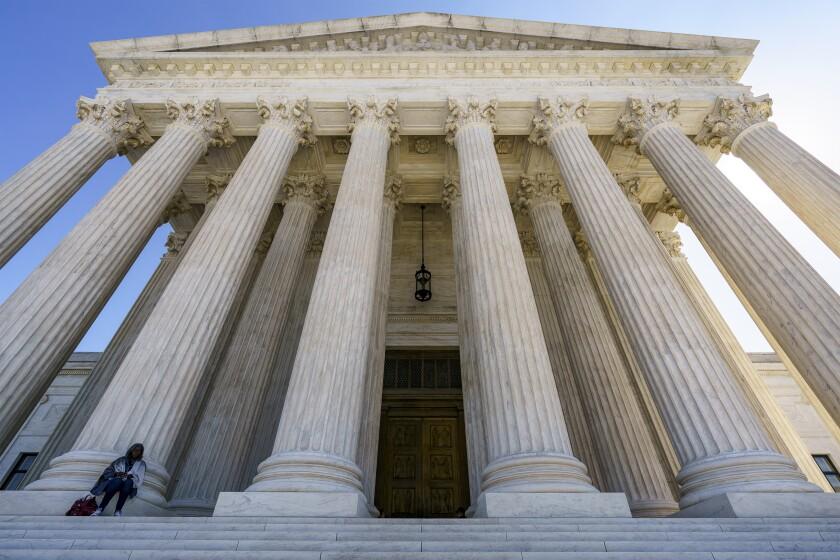 The Supreme Court in Washington.