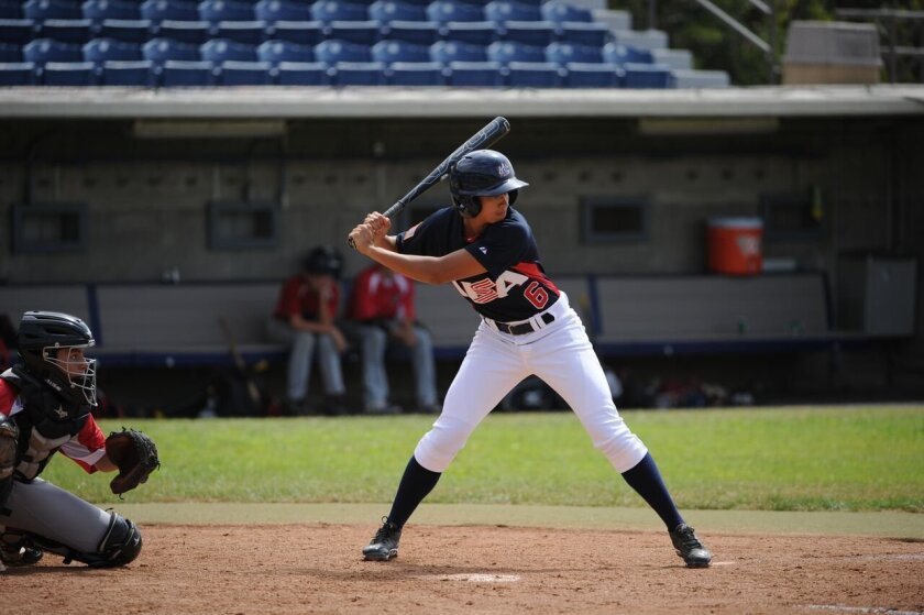Malaika Underwood, who played baseball among three varsity sports at La Jolla High and volleyball at the University of North Carolina, is a veteran leading Team USA into the first Pan American Games with women's baseball.