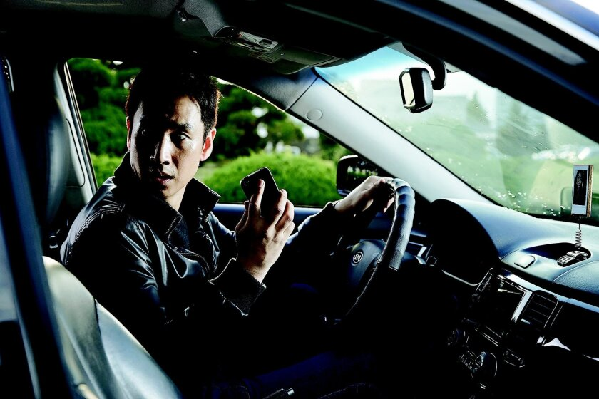"""Lee Sun-kyun stars in the South Korean thriller """"A Hard Day,"""" which will screen at the San Diego Asian Film Festival."""