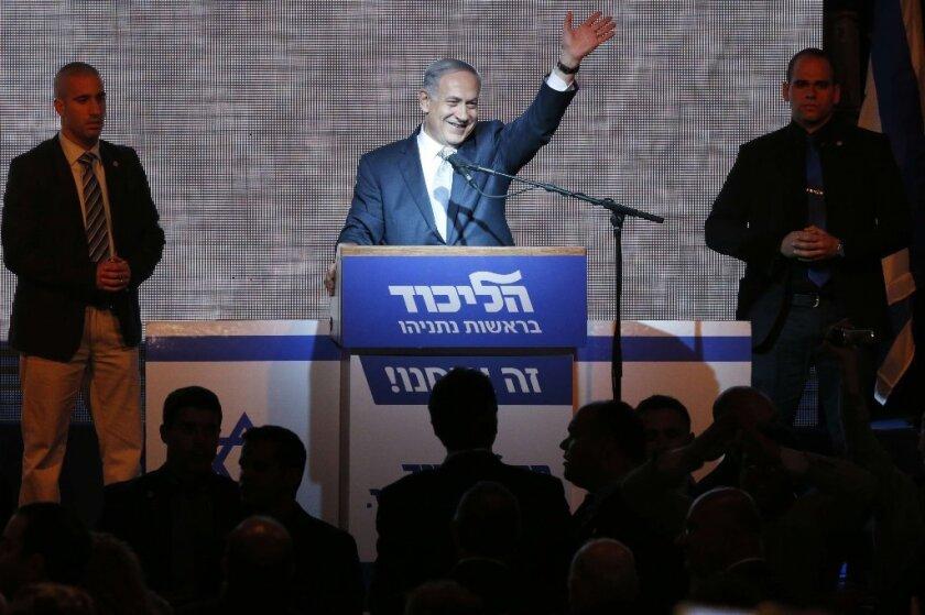 Benjaimin Netanyahu