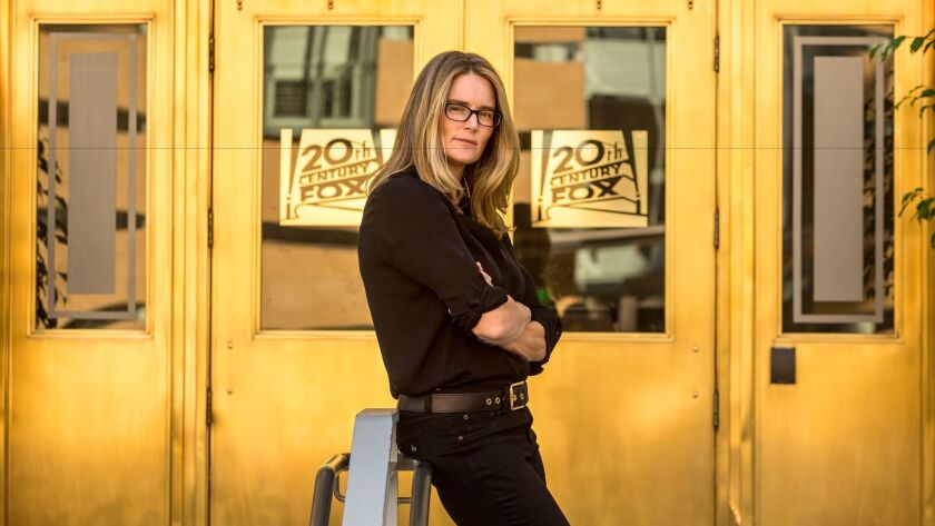 Emma Watts named vice chairman at 20th Century Fox Film - Los