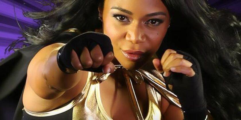 Keta Rush, actriz y luchadora de MMA y fundadora equipo Bully Buster, y parte de WOW (Women of Wrestling) realizará una demostración de defensa propia en el LATINAFest.