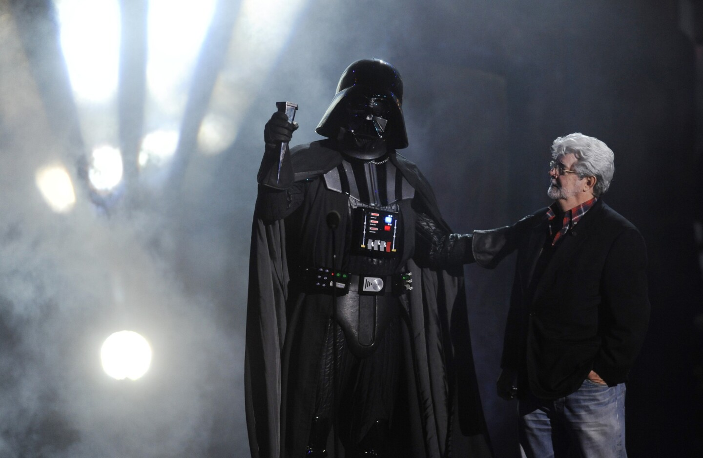 'Star Wars' returning to the silver screen
