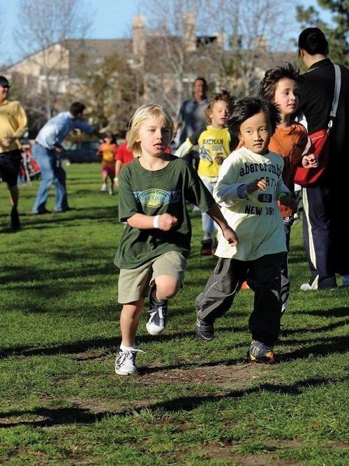 Carmel Creek Elementary will be participating in the 3rd Annual Fun Run!