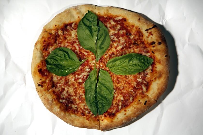 Recipe: Pizza margherita