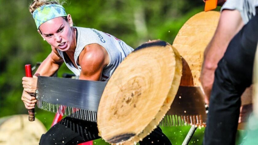Hayward, Wis., has hosted the Lumberjack World Championships for more than half a century. This year's version, July 19-21, will have 100-plus competitors from around the world vying for cash prizes in log rolling, pole climbing, chopping, sawing and more.