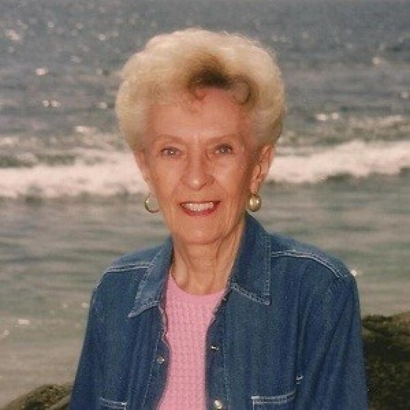 Joan W. Middleton May 3, 1922 - August 20, 2013