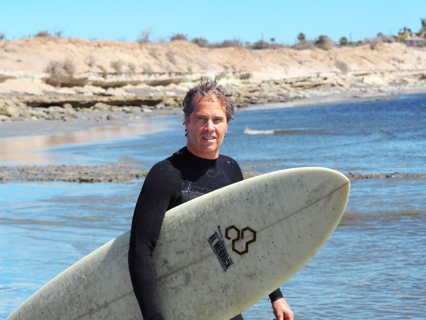 """Tides"" author Jonathan White"