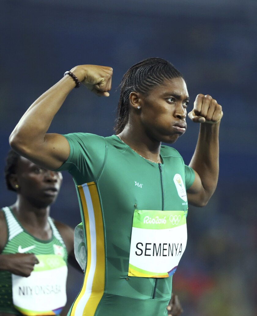 Athletics - Women's 800m Final