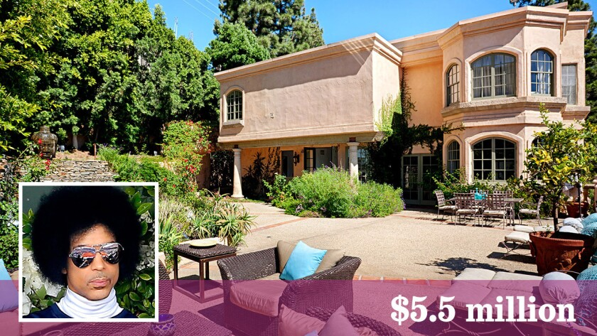 Hot Property | Onetime home of Prince