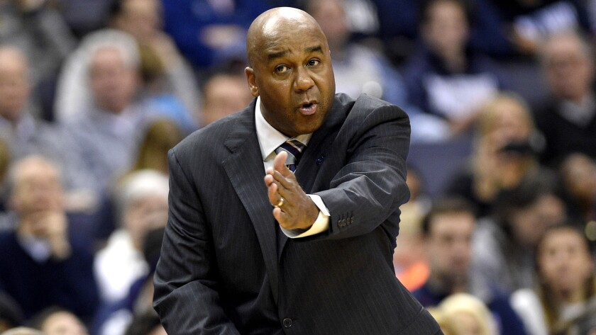 John Thompson III had a record of 278-151 as coach at Georgetown.