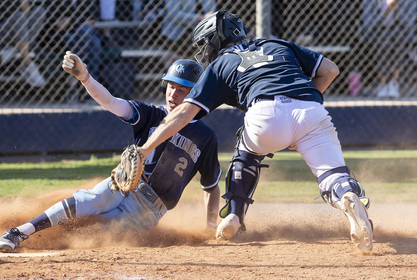 Photo Gallery: Newport Harbor vs. Corona del Mar in a boys' baseball game