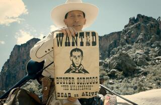 'The Ballad of Buster Scruggs' review by Kenneth Turan