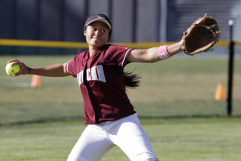 Fale Aviu hit .596 with 13 homers for Rancho Buena Vista.