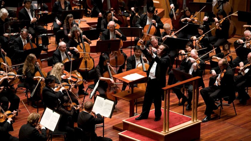 The San Diego Symphony's 2016-17 season will honor the legacy of conductor Jahja Ling, who is leaving after this season.