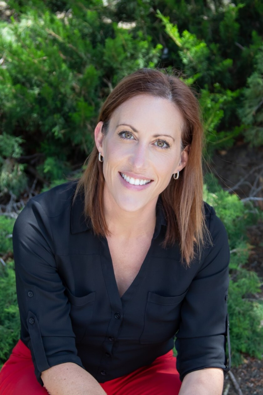 Clinical social worker, author and therapist Thera Storm will discuss grief at the La Jolla Community Center.