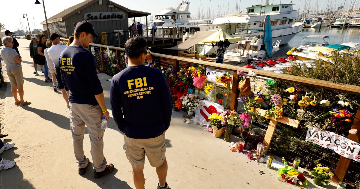 California boat fire: Criminal probe launched with focus on safety lapses, sources say