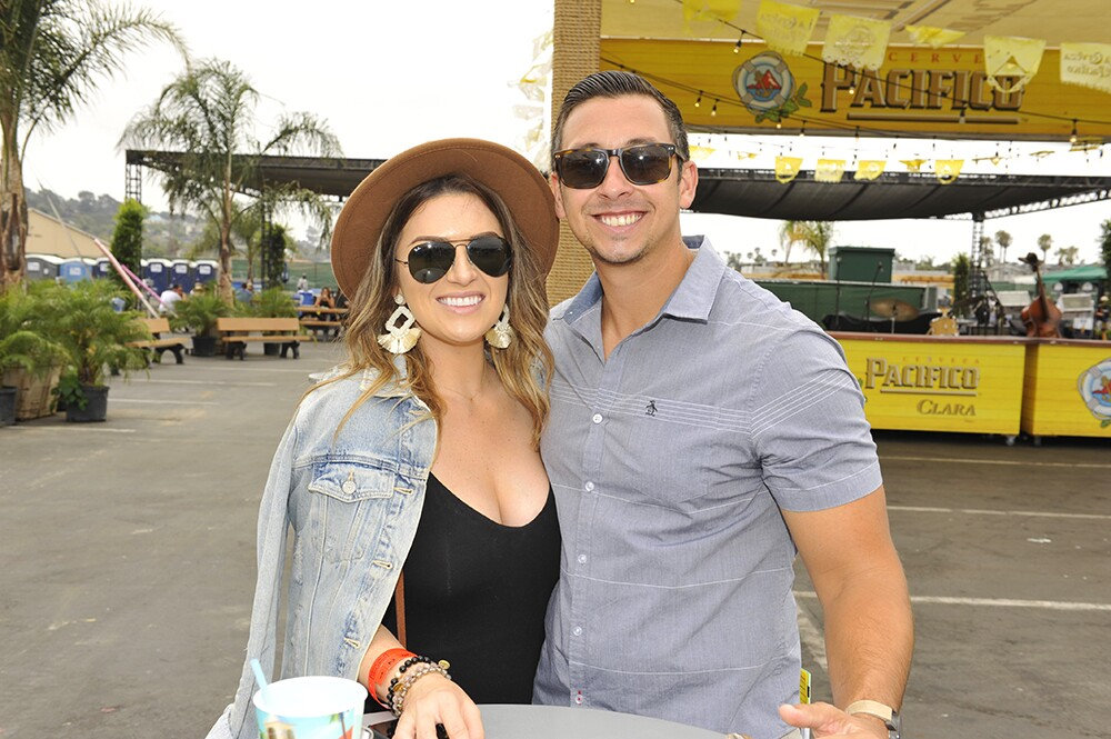 Beer and country music lovers enjoyed both at the Country Beer Jam at the Del Mar Racetrack on Saturday, Aug. 24, 2019.