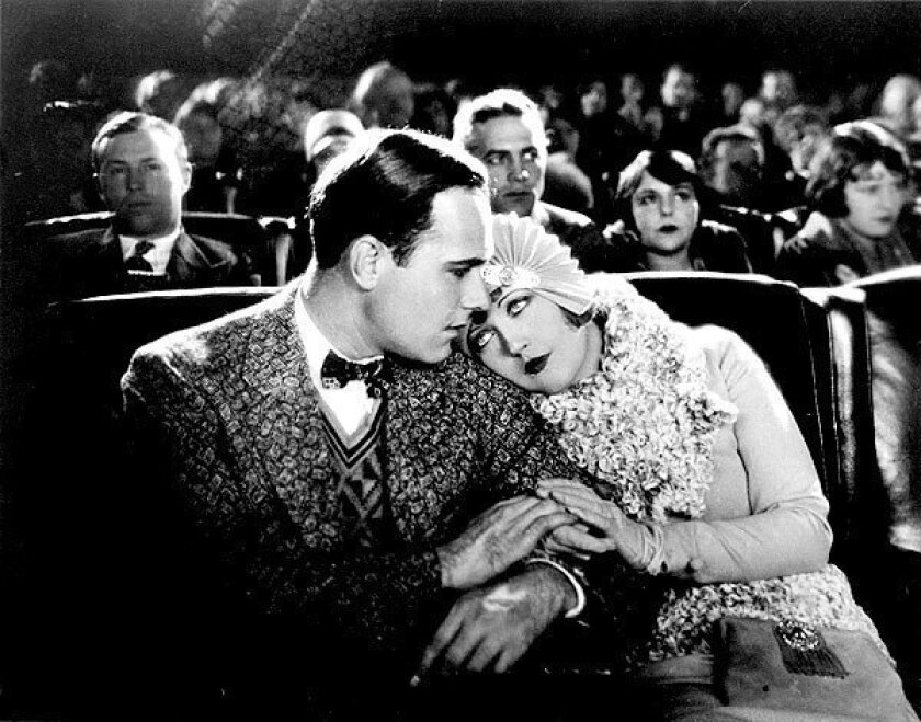 Classic Hollywood: 'Show People' sends up showbiz at the Goldwyn