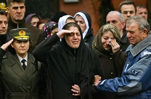 Final salute
