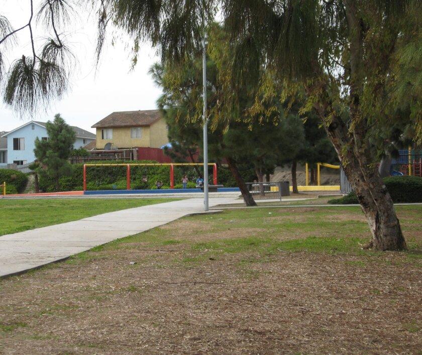 THE SITE: Parkside Park, Paradise Hills