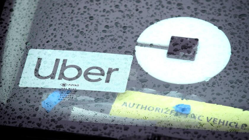 Ride-hailing giant Uber is expected to publicly file for an IPO in April.
