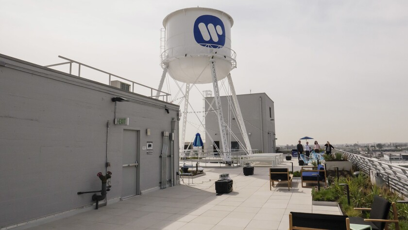Warner Music Group in Los Angeles