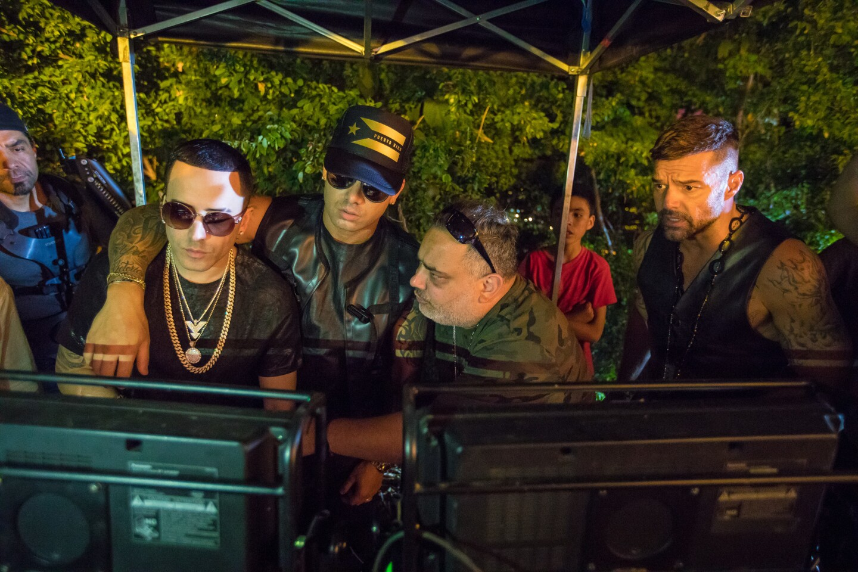 Ricky, Yandel y Wisin