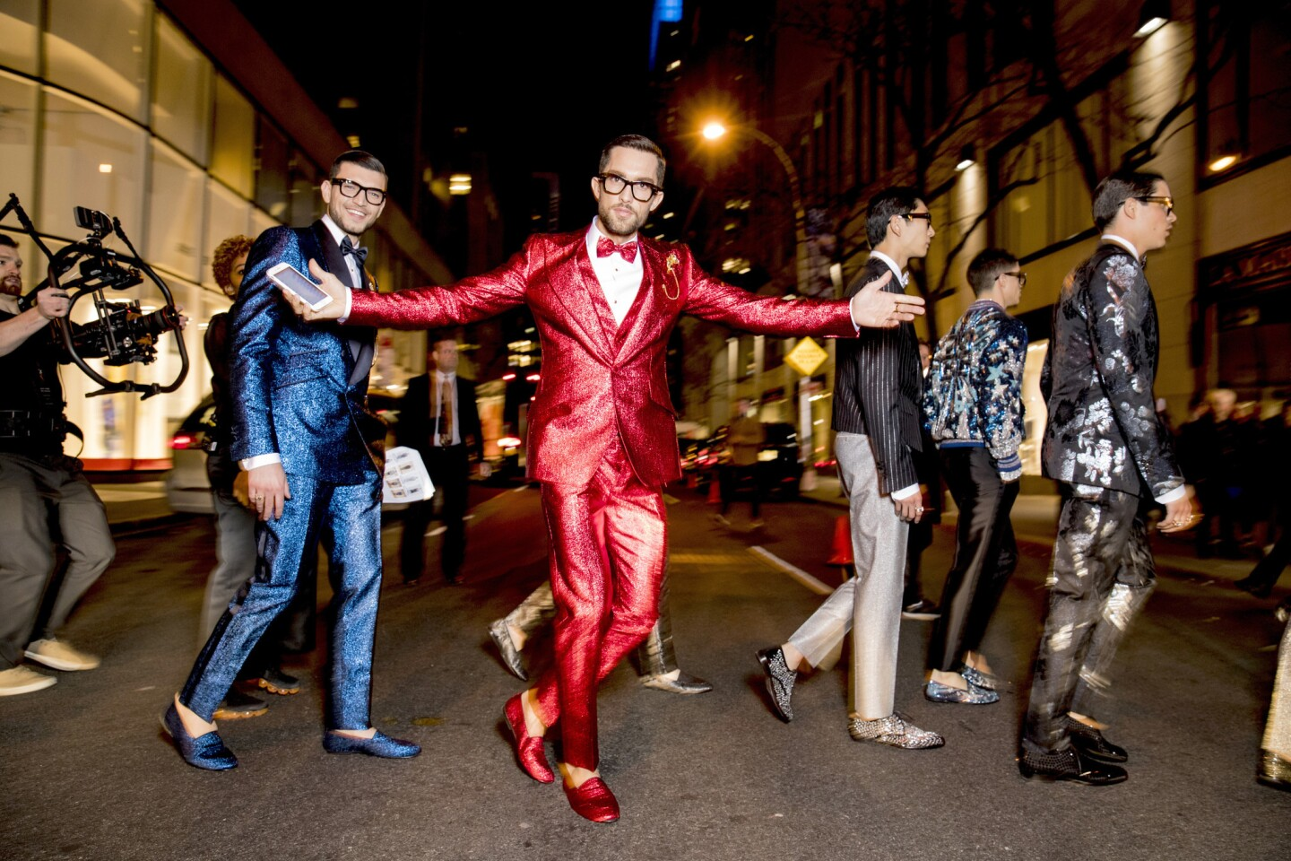 Dolce and Gabbana in New York