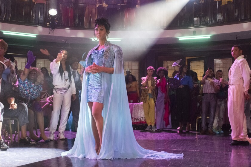 """Mj Rodriguez as Blanca in the first season of """"Pose."""""""