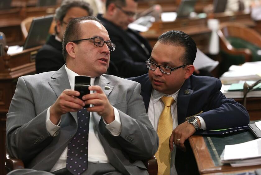 Assemblyman Luis Alejo