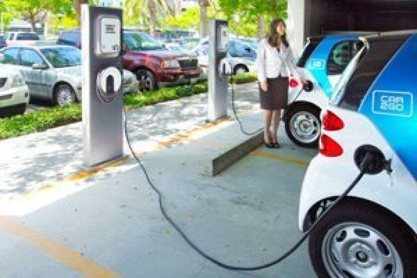 Kilroy Realty Corporation's three Blink Network electric vehicle charging stations are now available to serve its employees, office building tenants, and the community at large.