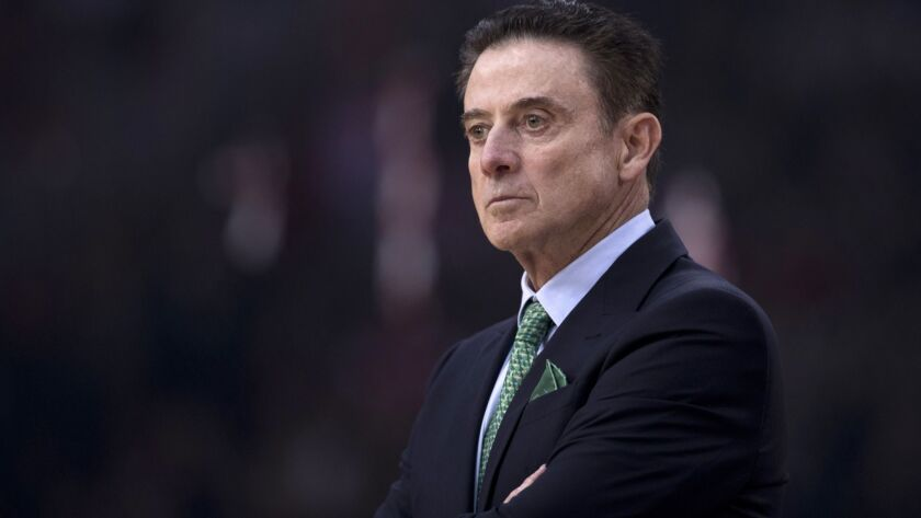 Disgraced former Kentucky and Louisville coach Rick Pitino is leading Greek club Panathinaikos in the Euroleague.