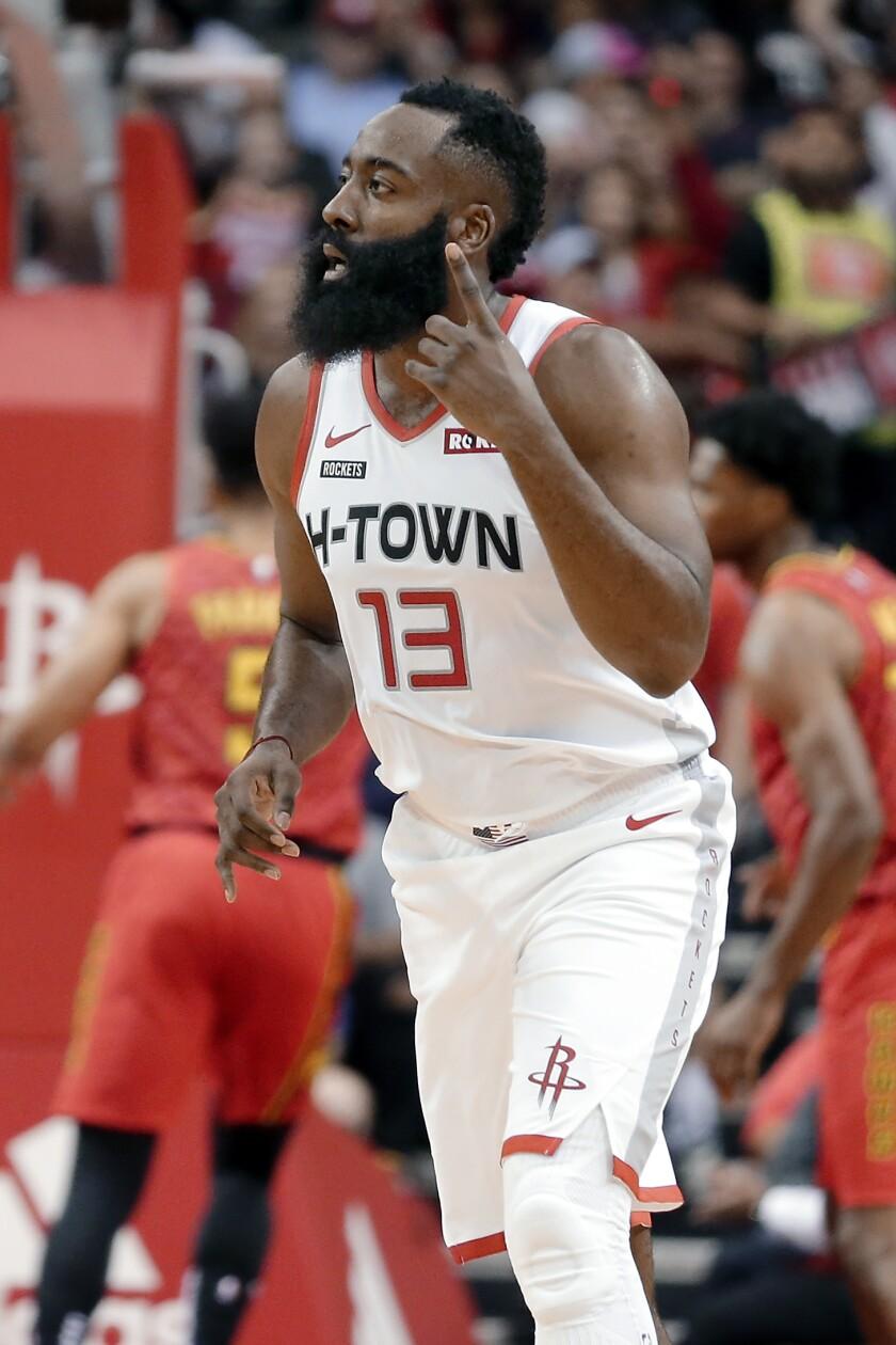 Hawks Rockets Basketball