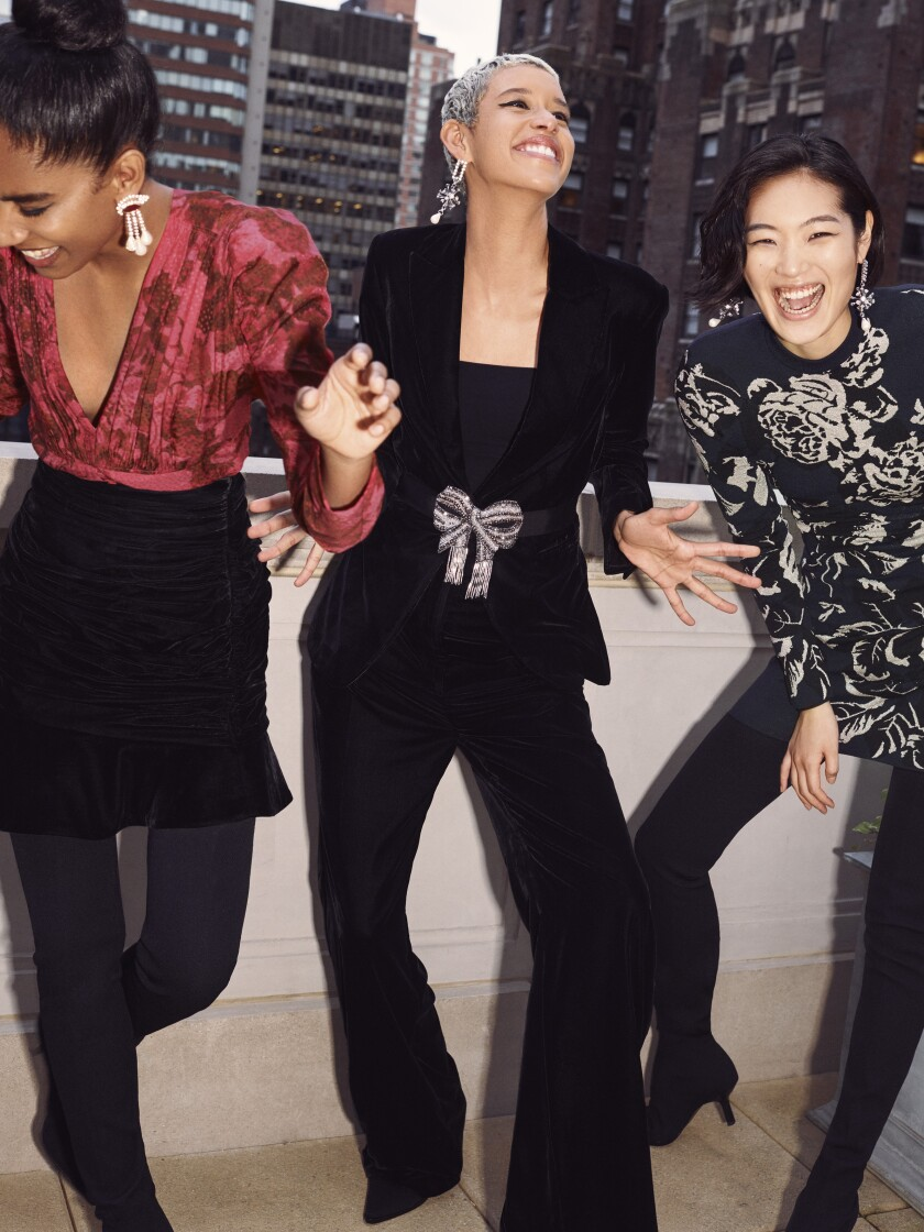 H&M unveils its sustainable fall and winter 2019 Conscious Exclusive collection