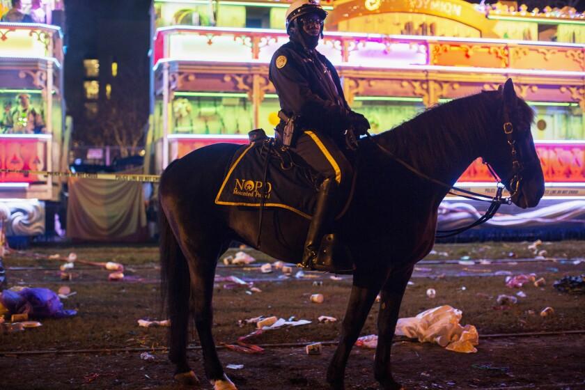 Mardi Gras Parade-Fatality