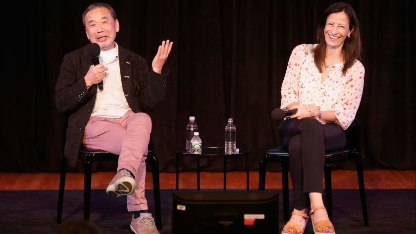 The 2018 New Yorker Festival - Haruki Murakami In Conversation With The New Yorker's Deborah Treisman