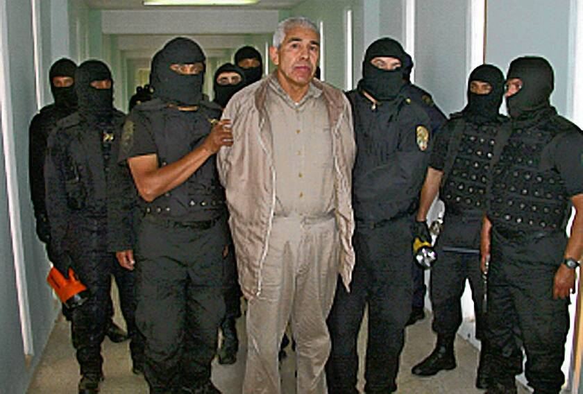 U.S. offers $5-million reward for Mexican drug lord