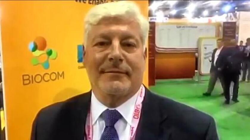 Joe Panetta, president & CEO of Biocom.