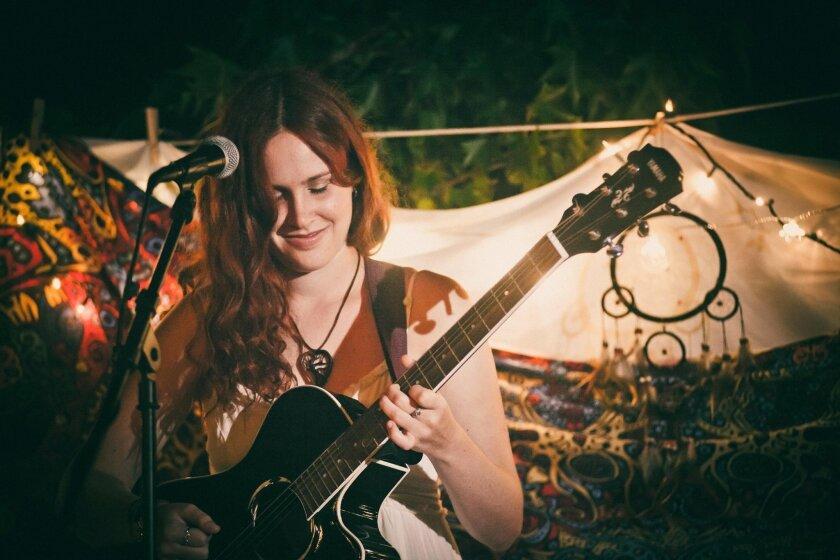 Carmel Valley musician Emily Ann Laliotis has released her first album. Courtesy photo
