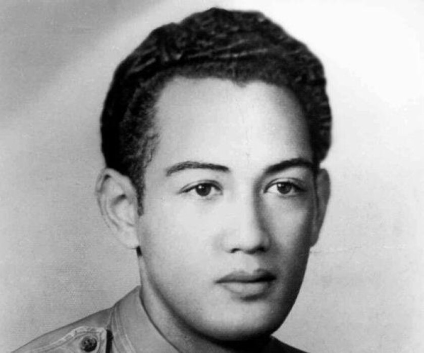 Herbert K. Pililaau received the Medal of  Honor posthumously.