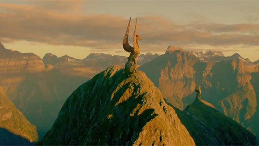 "MTV will launch ""'The Shannara Chronicles"" in January 2016."