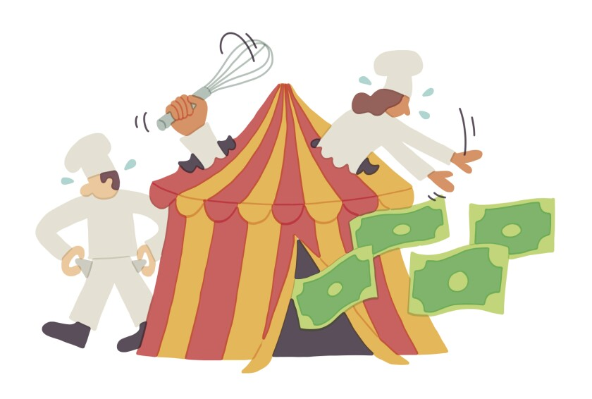 The Festival Industrial Complex: How food festivals hurt the chefs they're meant to help