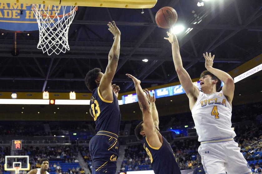 California UCLA Basketball