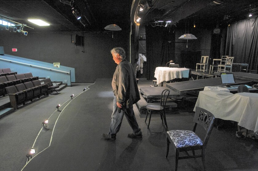 Costa Mesa Playhouse seeks new home as it gets the hook at