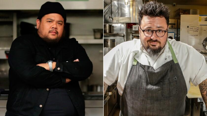 Coachella chefs