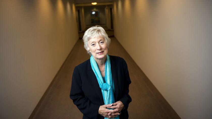 Charlene Harrington, UC San Francisco professor emeritus of sociology and nursing, has researched nu